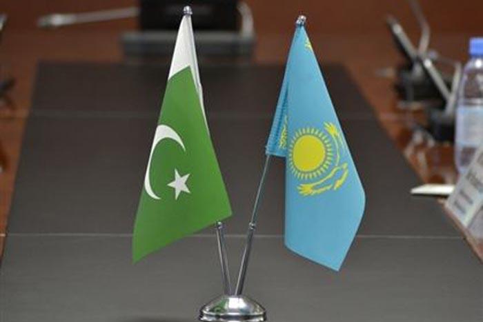 Пәкістан Ислам Республикасы Әскери-теңіз күштері колледжі тыңдаушыларының сапары өтті