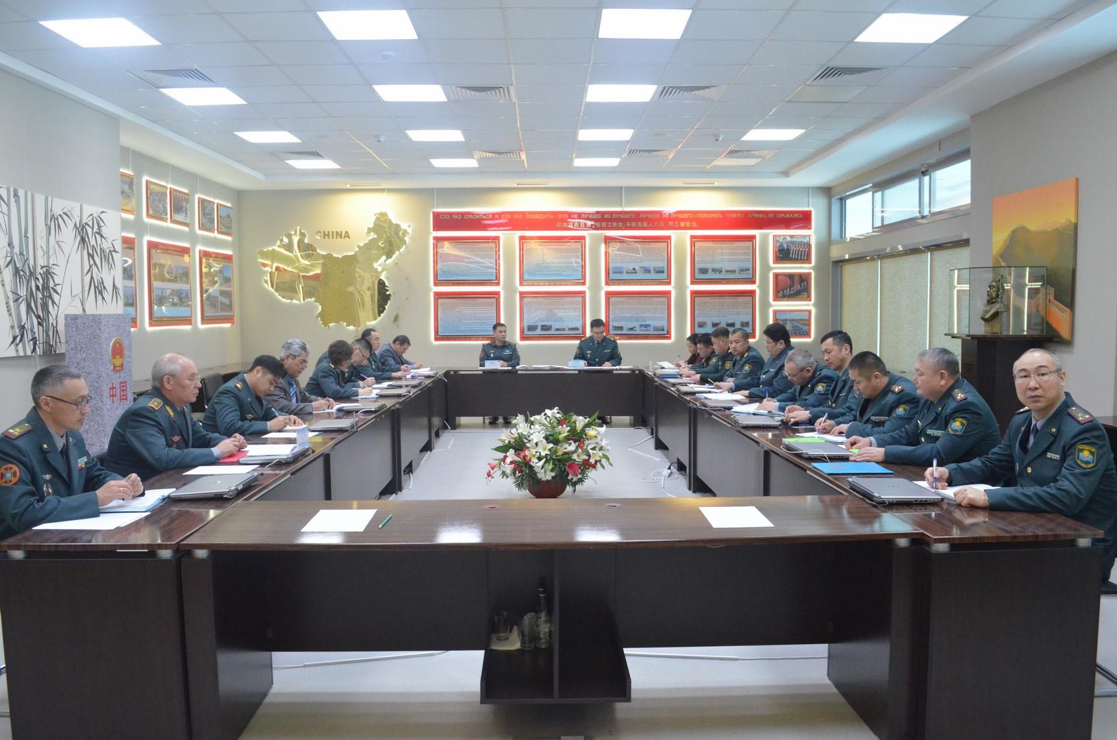 Круглый стол прошел на факультете Национальной гвардии