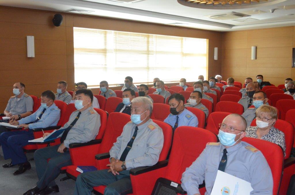 В Национальном университете обороны организованы  учебно-методические сборы