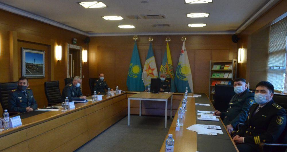 Вопросы организации тылового и технического обеспечения обсудили в Нур–Султане