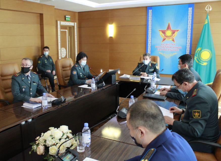 В Национальном университете обороны прошла международная конференция