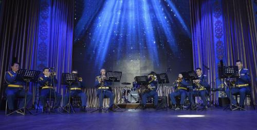Всеармейский фестиваль творческих коллективов Вооружённых Сил Казахстана «Сарбаз сахнасы»